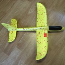 Polystyrenové letadlo
