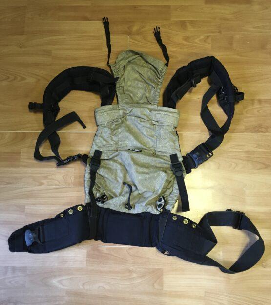 KiBi ergonomické nosítko
