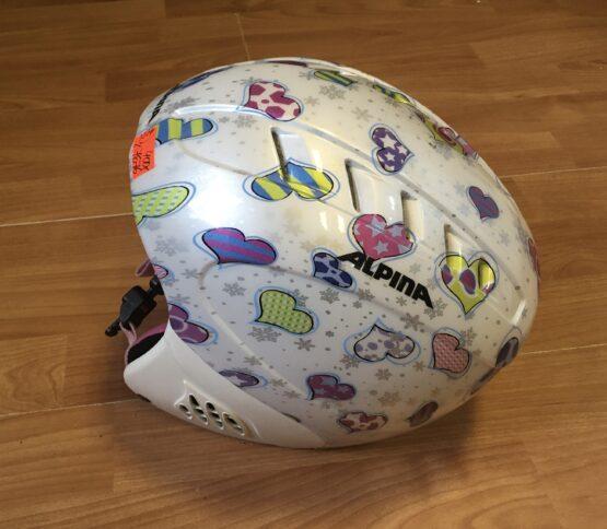 Lyžařská/snowboard helma Aplina CARAT 51-55cm