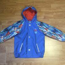 Pogumovaná vyteplená bunda Lupilu