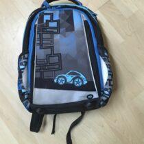Bagmaster školní batoh – auta