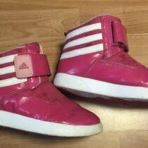 Kotníkové vyteplené Adidas boty