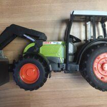 Traktor sradlicí Bruder Claas