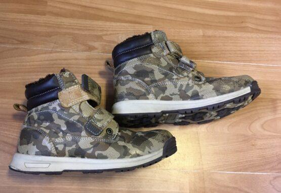 Loap vyteplené boty kotníkové