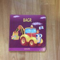 Kniha – Bagr