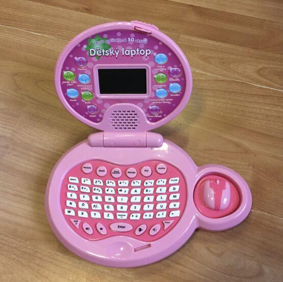 Dětský laptop Tesco