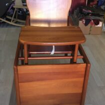 Jídelní židle dřevěná Scarlett