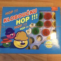 Společenská hra – Kloboučku hop!